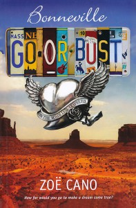 Bonneville Go Or Bust Cover