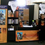 Book Signing at Alexandra Palace Motorcycle Show