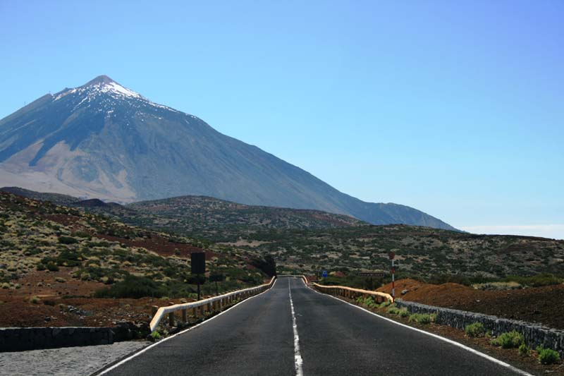 Surprising Tenerife