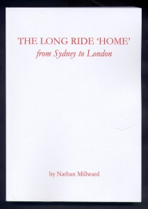 The Long Ride 'Home' by Nathan Millward