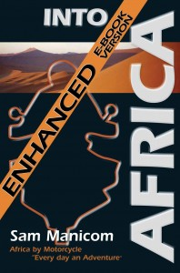 Enhanced 'Into Africa' e-Book on i-Tunes