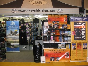 NEC Stand - Traveldri Plus