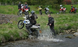 Ever Tried a River Crossing?