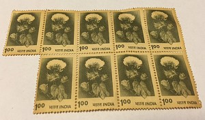 Rupee Stamps