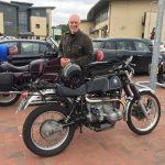 John May and his R90S Special