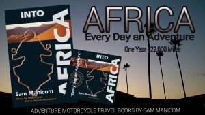 Into Africa Paperback, Kindle & Audiobook