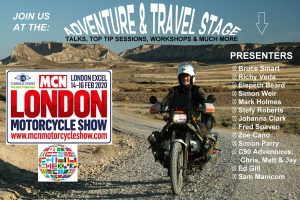 London Motorcycle Show 2020
