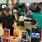 """My R80GS 'Libby' inside for a change and enjoying the well-deserved attention. Oh, and me and my books!"""""""