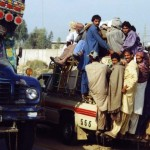 Pakistani 25 'seater'
