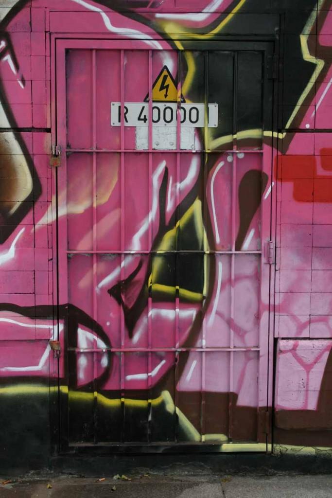 Graffiti or Wall Art?