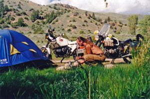 Nevada Wild Camping
