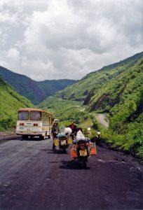 Back roads Colombia
