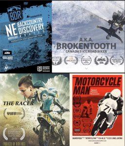 Santa Cruz Moto Film Festival Winners