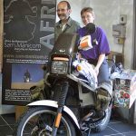 Book Launch at CW Motorcycles