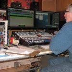 Roger at Kite Studio