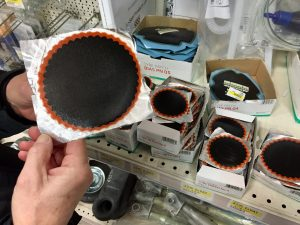 Truck Tyre Repair Patch